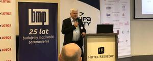 Uczestniczyliśmy w tegorocznej konferencji Bezpieczeństwo Instalacji Przemysłowych