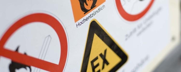 Bezpieczeństwo przeciwwybuchowe (ATEX)